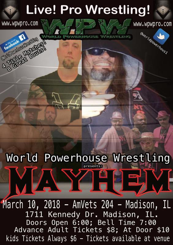 WPW - Mayhem