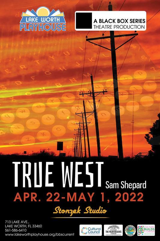 BLACK BOX - TRUE WEST By Sam Sheppard