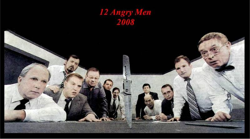 Twelve Angry Men at All An Act Theatre