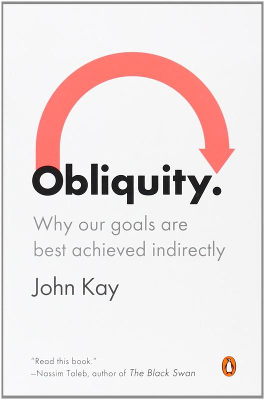 Leadership Luncheon Book Club- Obliquity