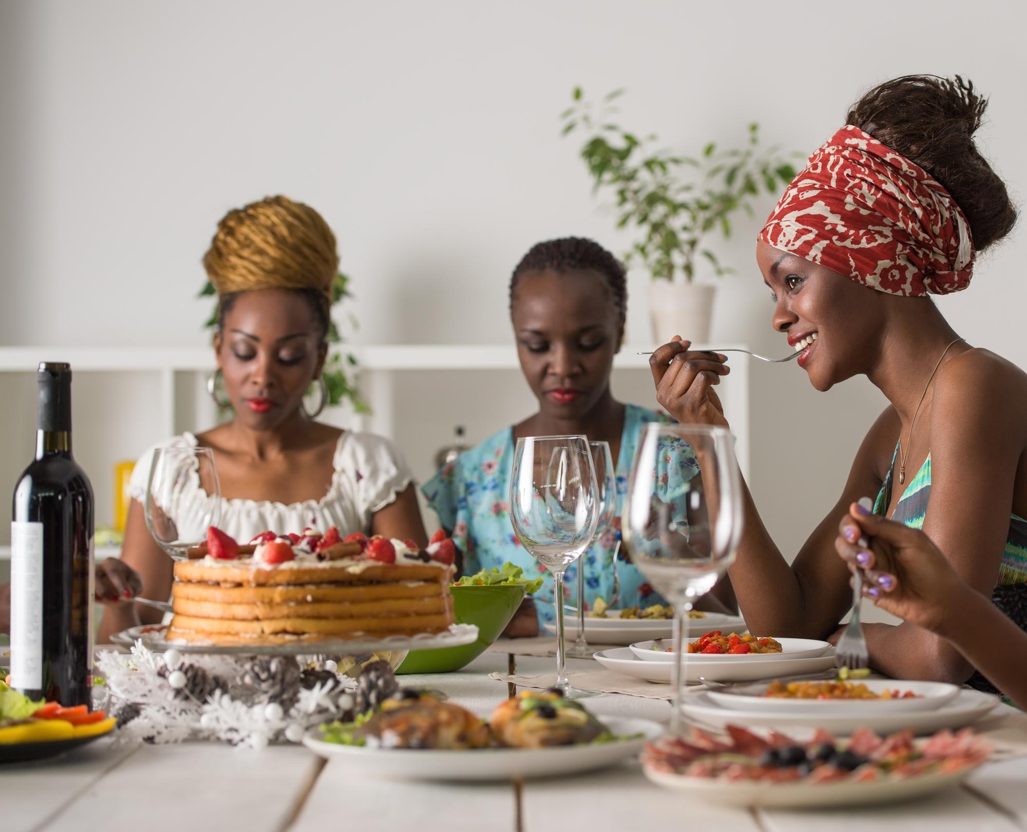Image result for black ladies at brunch
