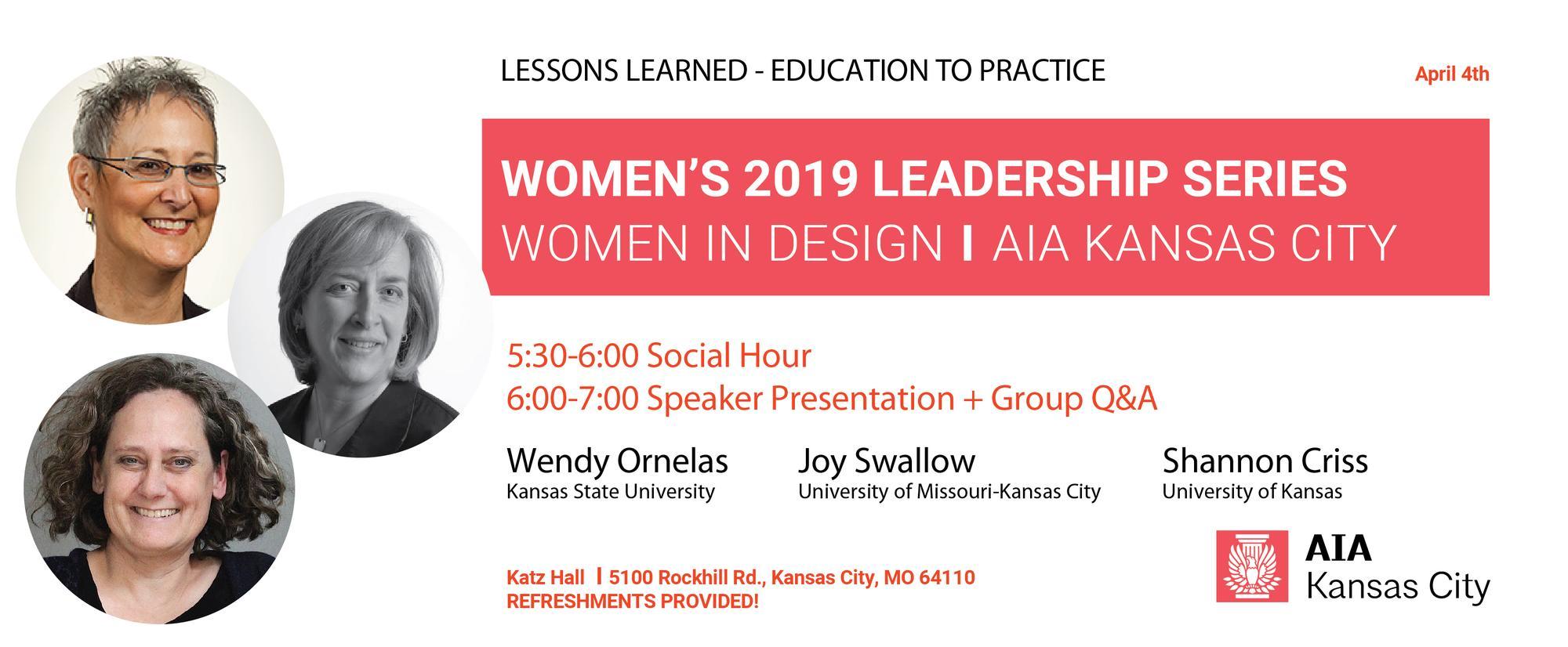 Women's Leadership Series