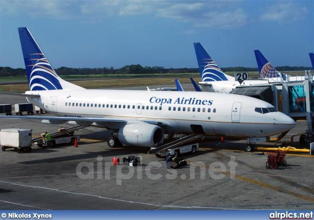 Get your reservation with Copa Airlines connect miles