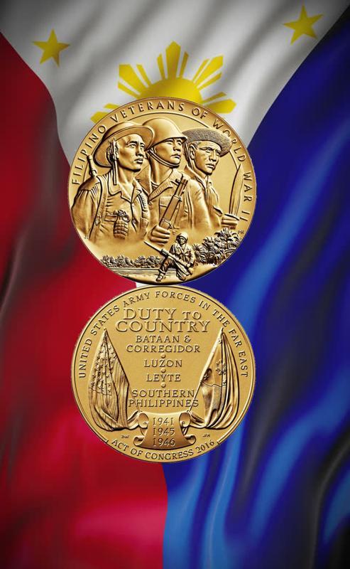 Filipino-American Veterans- A US Congressional Gold Medal Fundraiser