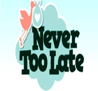 """Never Too Late"" at The Erie Station Dinner Theatre"