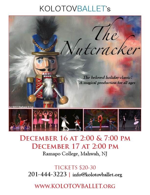 Kolotov Ballet's The Nutcracker