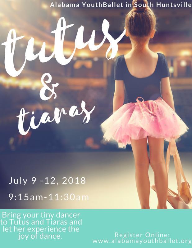 Tutus and Tiaras