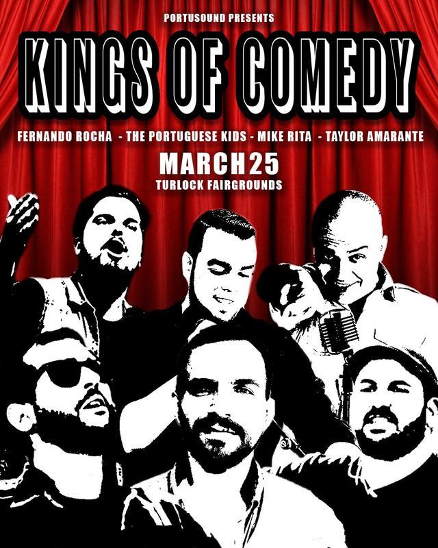 Kings Of Portuguese Comedy feat. The Portuguese Kids & Fernando Rocha