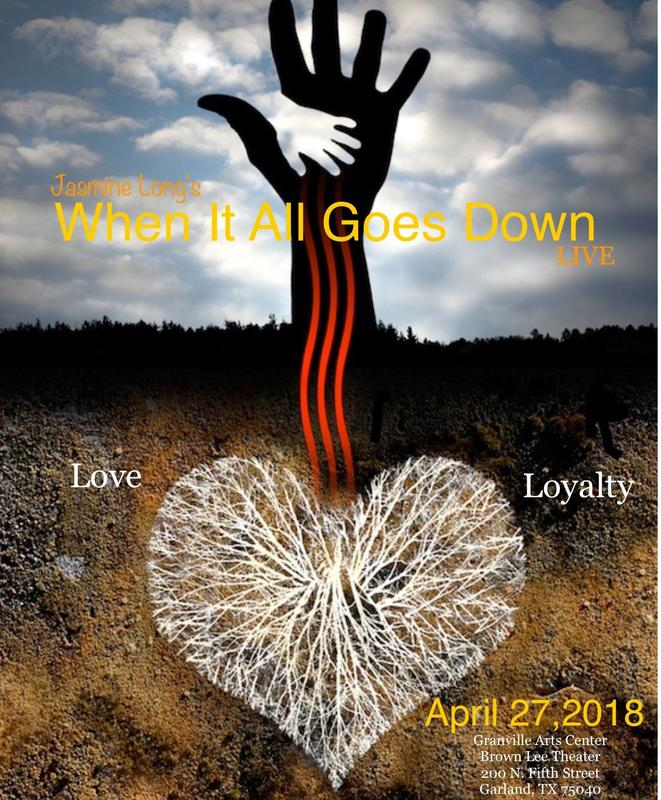 When It All Goes Down Stage Play Live