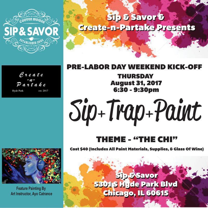 sip and savor tickets