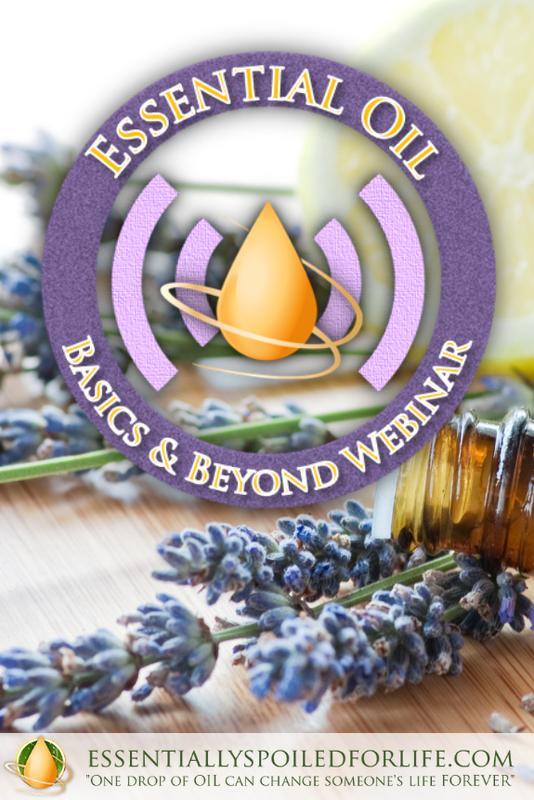 Essential Oil Basics & Beyond LIVE CE Webinar