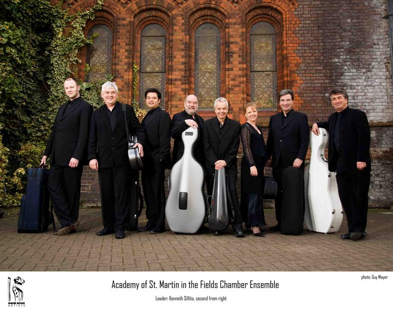 The Academy of St. Martin in the Fields Chamber Ensemble