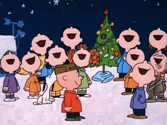 Pianist Peter Roberts & Friends Play A Charlie Brown Christmas