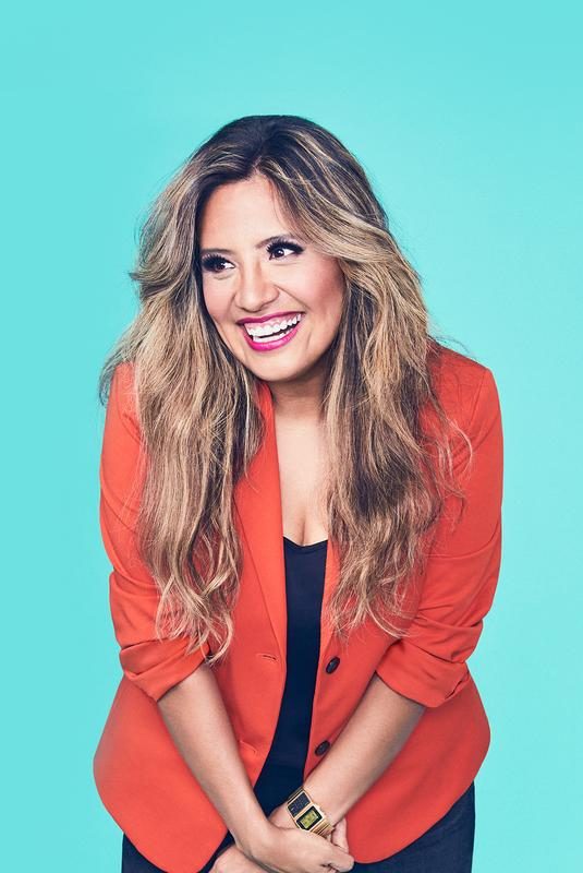Cristela Alonzo In Comedy And Conversation With 'The Frame'