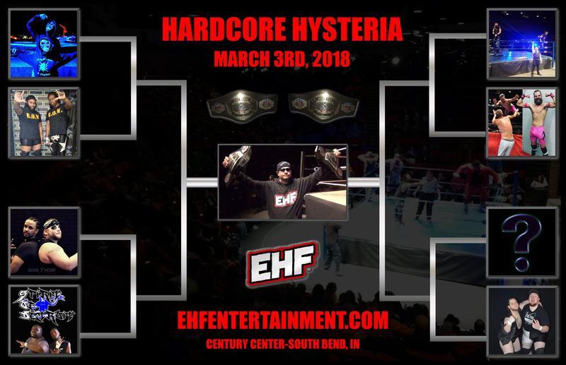 EHF Hardcore Hysteria