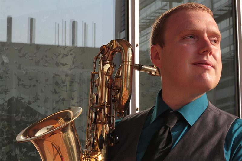 Ben Whiting Quintet Live at The Lilypad