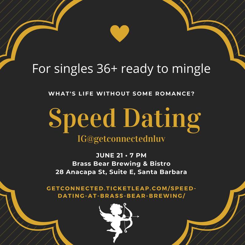 Speed Dating at Brass Bear Brewing