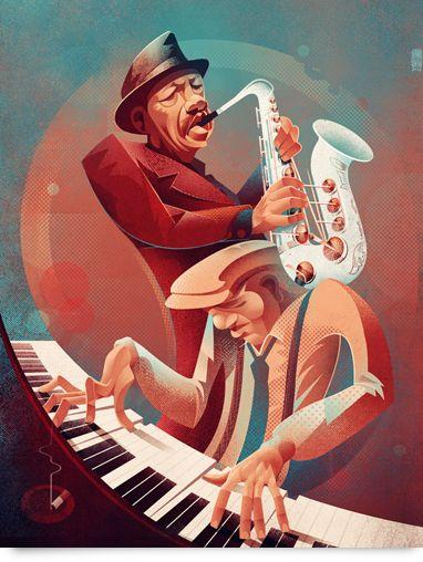 Derek Kudrow & The SF Jazz Quartet - Summer Jazz Jam