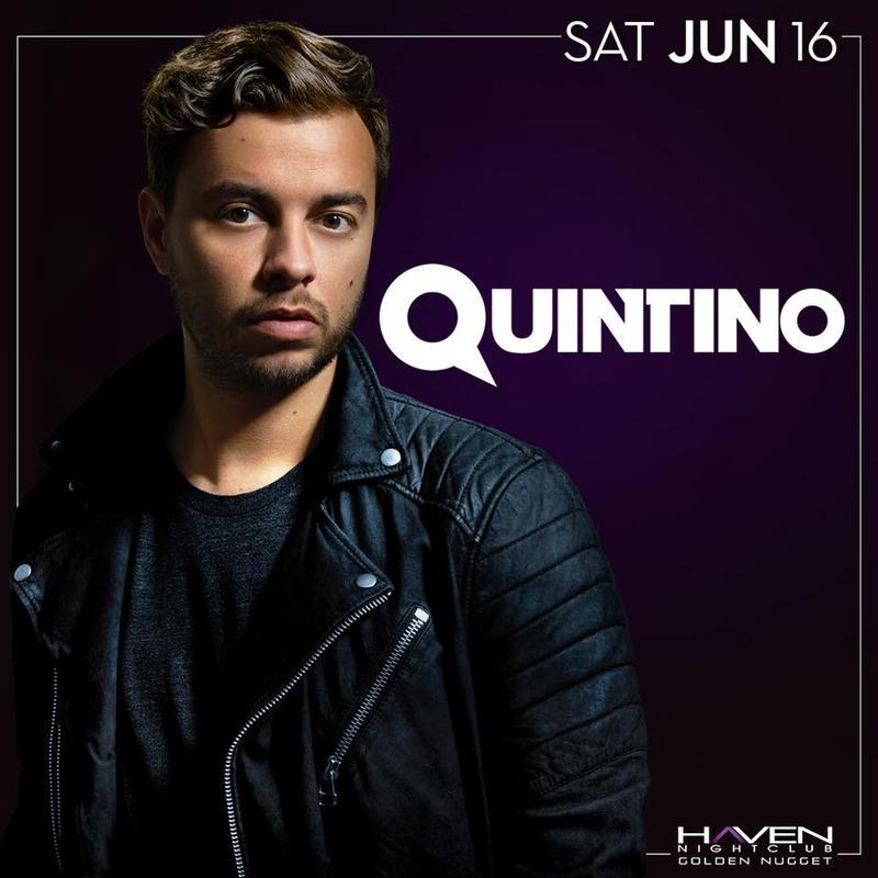 Quintino @ Haven Nightclub AC June 16