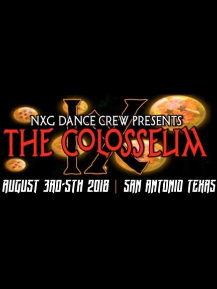 Colosseum Dance Competition 2018