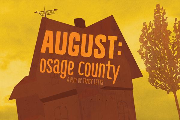 """August: Osage County"" by Tracy Letts at All An Act Theatre"
