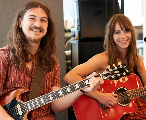 Sunday Over Easy with Cassidy Rain & Bryan Schroeder of The Outcrops