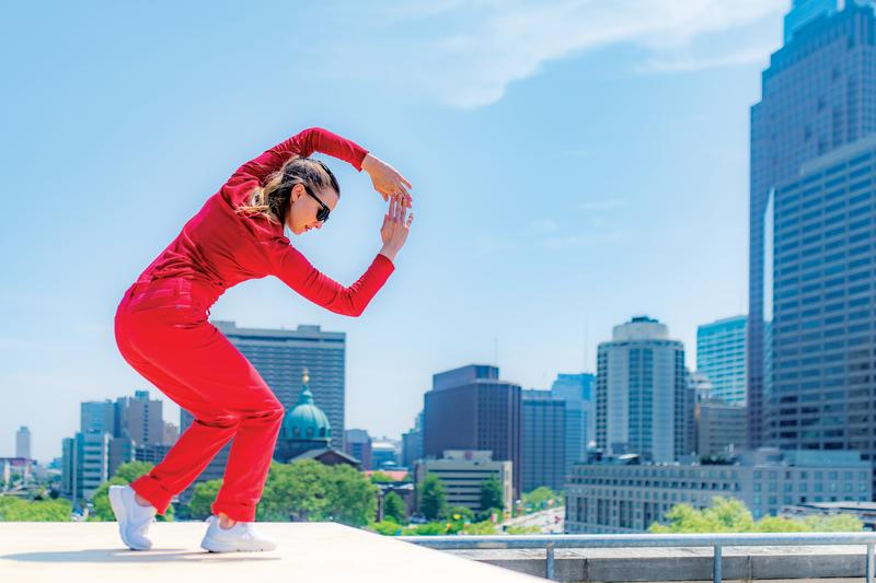 In Motion, In Place: Trisha Brown Dance Company in Fairmount Park