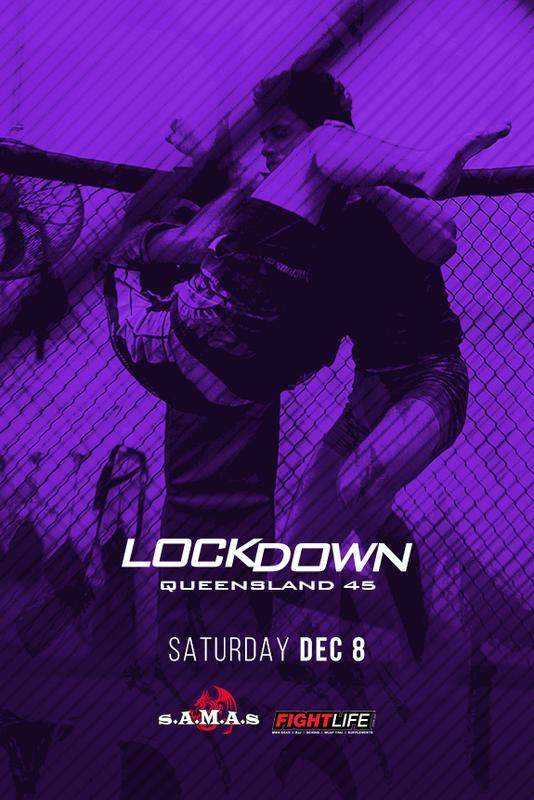 Lockdown QLD 45