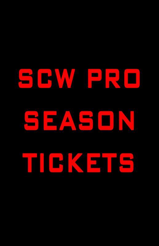 SCW 2018 Season Tickets