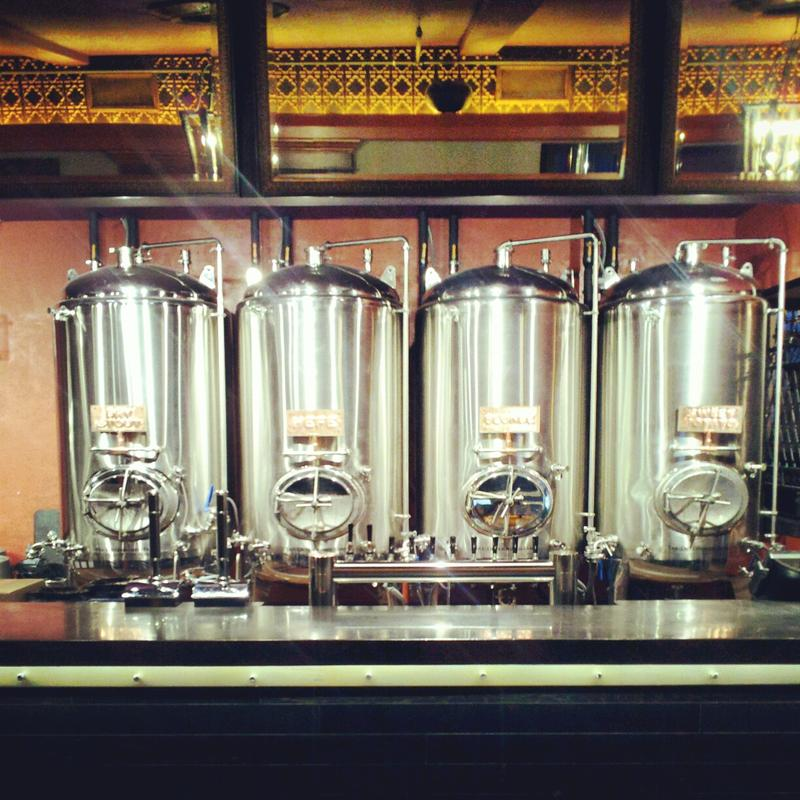 Brewery Tours and Tastings