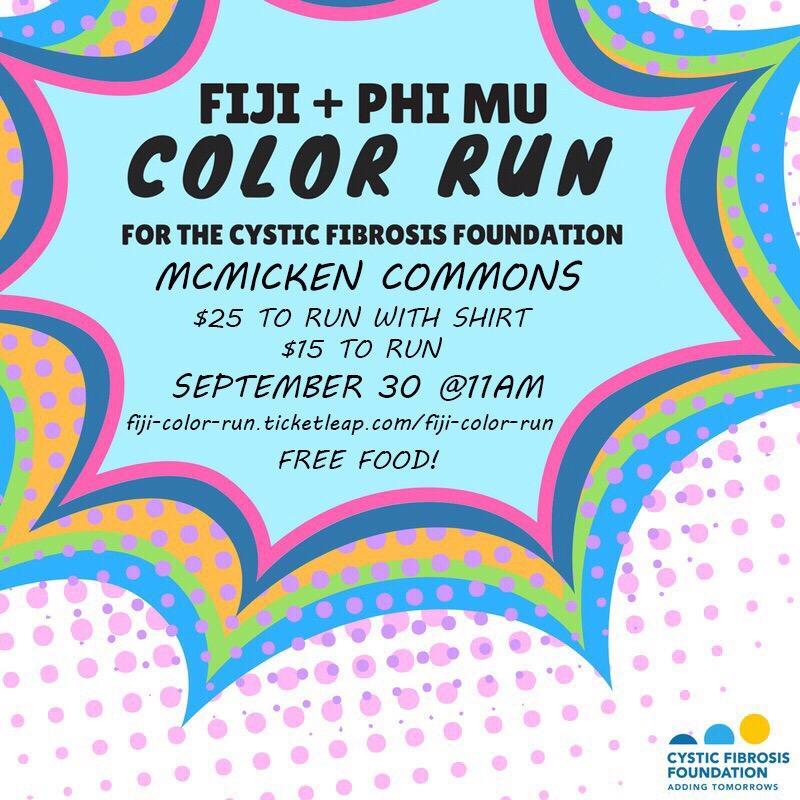 FIJI Color Run