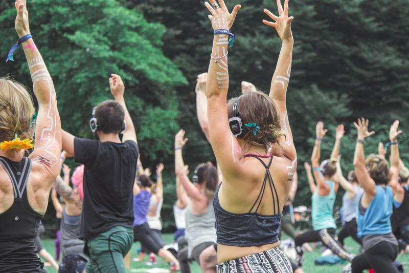 2018 Root to Rise Yoga Festival