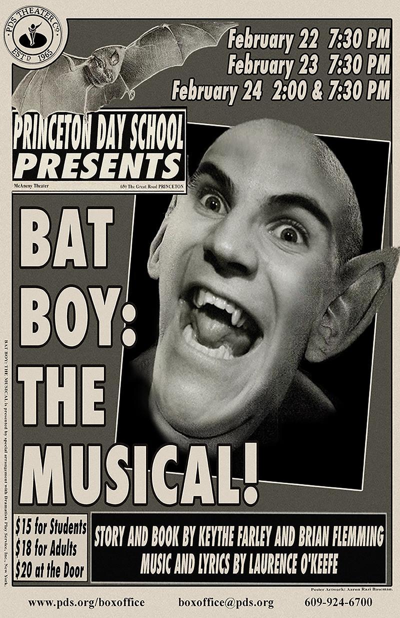 Hold Me, Bat Boy - YouTube