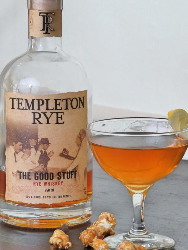 An Evening with Templeton Rye Whiskey