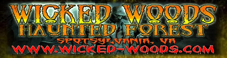 2014 Wicked Woods Haunted Forest Combo Pass