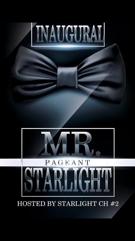 Mr. Starlight Scholarship Pageant