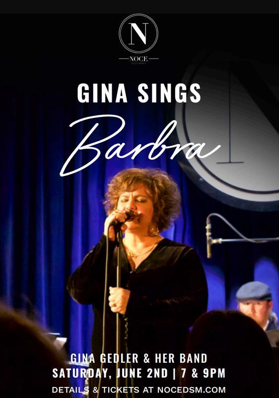 Gina Sings Barbra