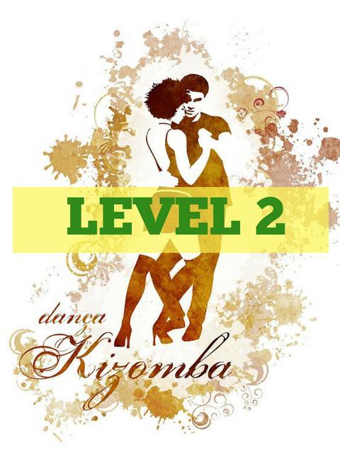 Kizomba Alegria Dance LEVEL 2 Class
