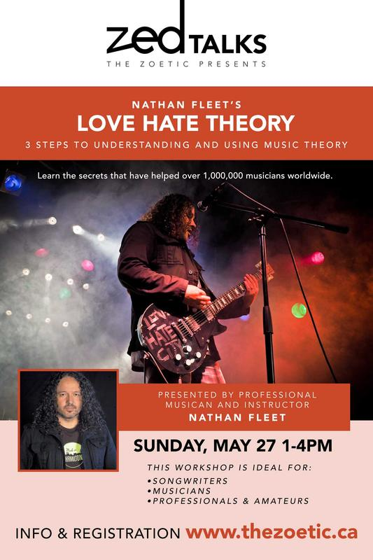 ZED Talk: Love Hate Theory