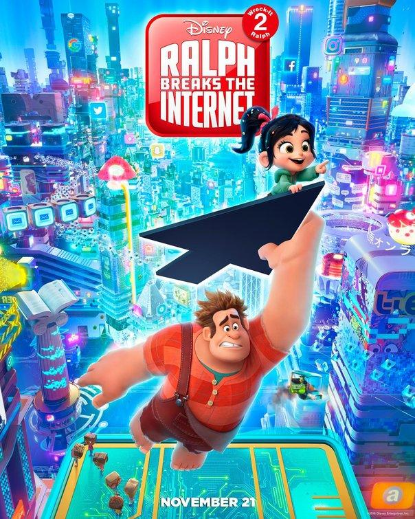 Wreck it Ralph (Single Feature- Sunday Show)