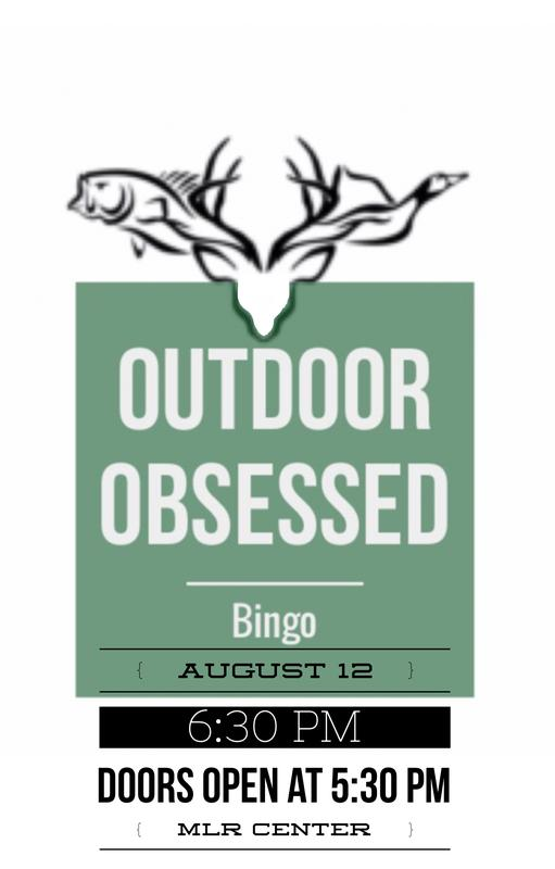 Outdoor Obsessed BINGO