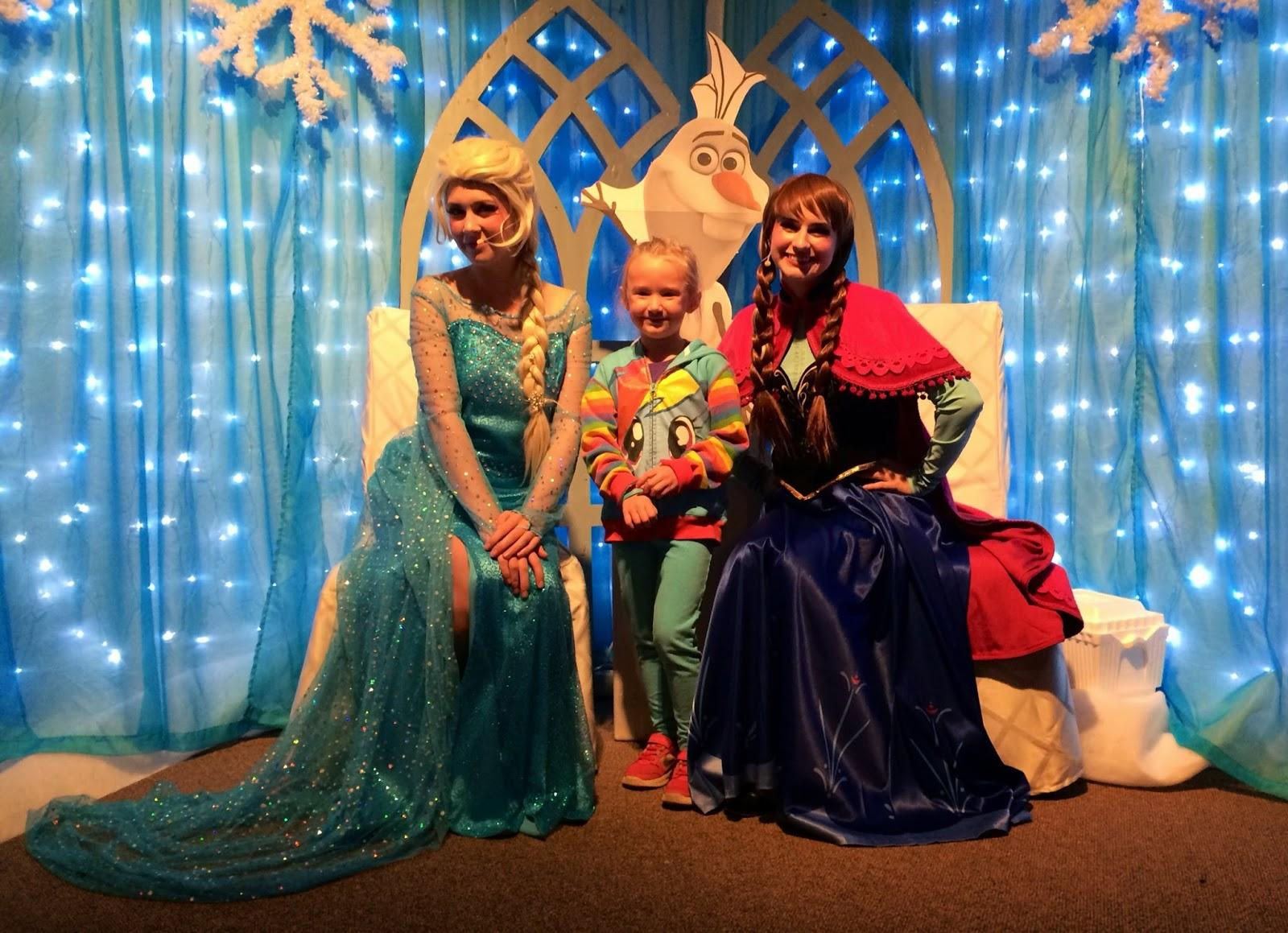 Anna Elsa Meet And Greet With Sing Along Tickets In Snohomish Wa