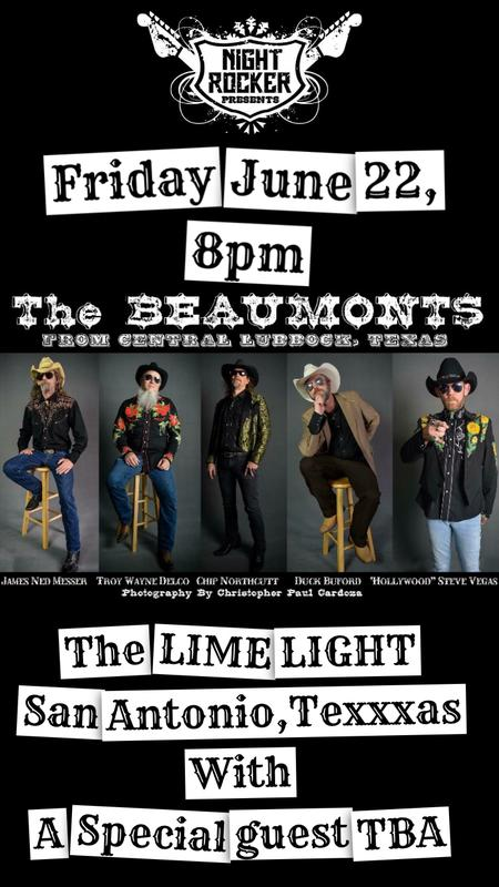 The  Beaumonts:LIVE