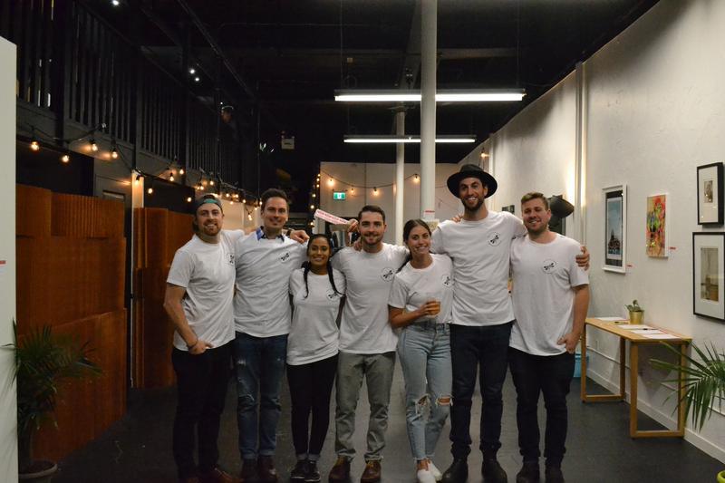 2nd Annual Van Art Fundraiser