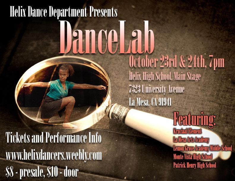 Helix High School Dance Department Tickets