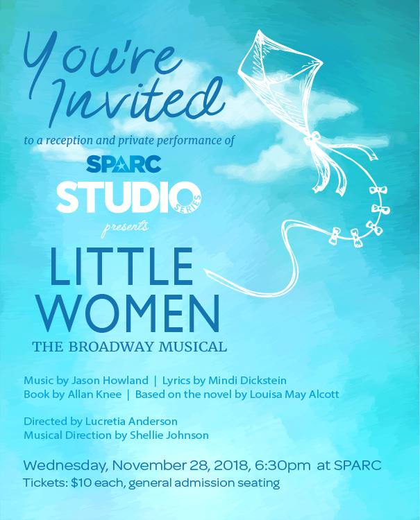 Little Women - Orchard House School Private Performance