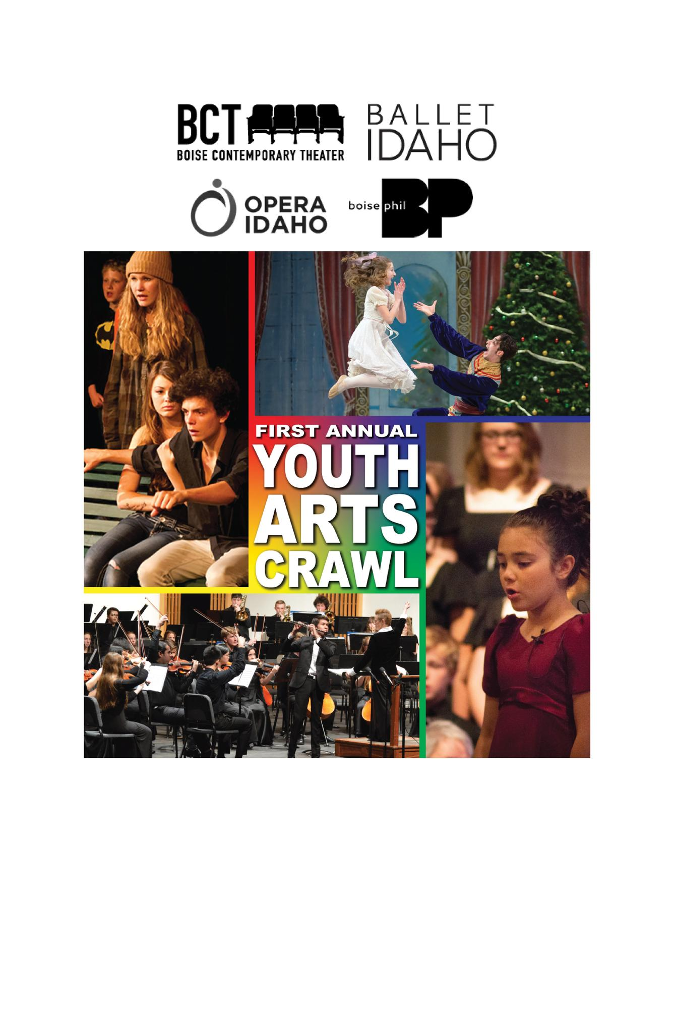First Annual Youth Arts Crawl