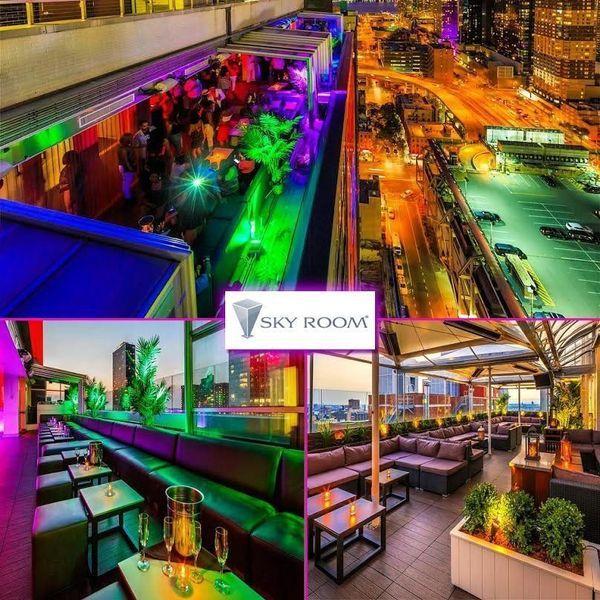 VIP Penthouse Fashion Party