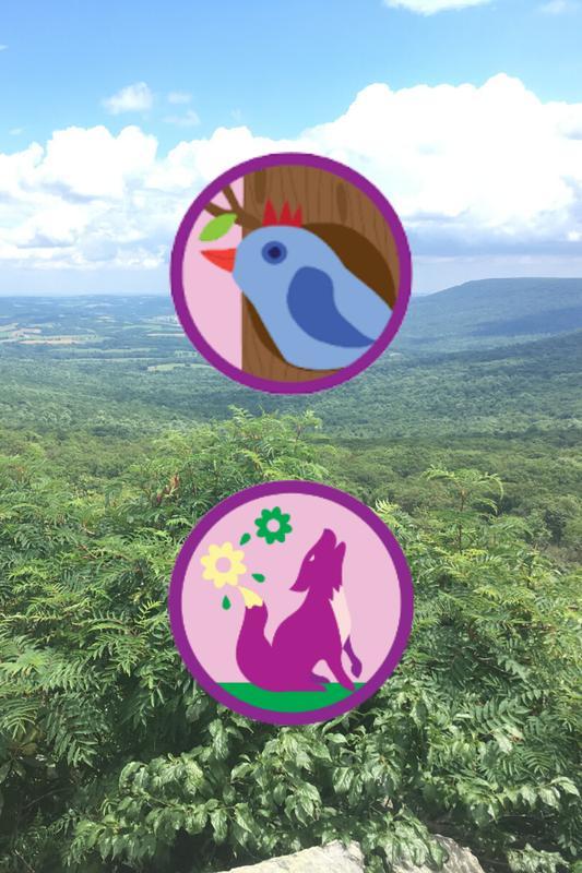 Junior Girl Scout Day: Animal Habitats & Outdoor Art Explorer