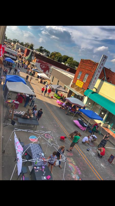 CALL FOR ARTISTS 3rd ANNUAL OCTOBER STREET FEST